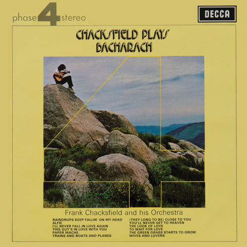 Chacksfield Plays Bacharach by Frank Chacksfield And His Orchestra