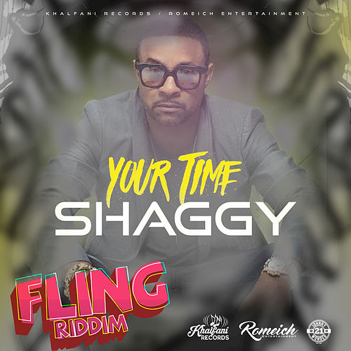 Your Time by Shaggy