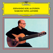 Sor: 24 Etudes For Guitar by Narciso Yepes