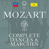 Mozart 225 - Complete Dances & Marches by Various Artists