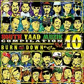 SOUTH YAAD MUZIK Compilation Vol. 10 by Various Artists
