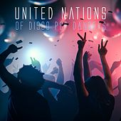 United Nations of Disco Pop Dancers by Various Artists