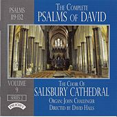The Complete Psalms of David, Series 2, Vol. 9 by Salisbury Cathedral Choir