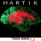 Theta Waves 12 by Hartik