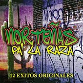 Play & Download Nortenas Pa' la Raza by Various Artists | Napster