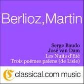 Hector Berlioz, Les Nuits D'Eté, Op. 7 (Summer Nights) by José van Dam