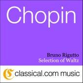 Fryderyk Franciszek Chopin, Waltz In E Flat, Op. 18 by Bruno Rigutto