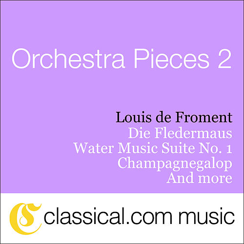 Play & Download Johann ll Strauss, Die Fledermaus by Alfonso Moreno | Napster