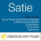 Erik Satie, 5 Nocturnes by France Clidat