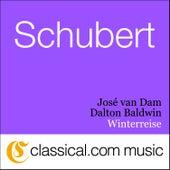 Franz Schubert, Winterreise, D. 911 by José van Dam