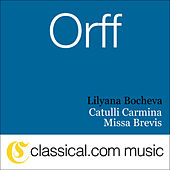 Play & Download Carl Orff, Catulli Carmina by Various Artists | Napster