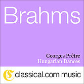 Johannes Brahms, Hungarian Dances by Various Artists