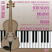 The European Busch-Serkin Duo Recordings, Vol. 2 (1931-37) by Busch-Serkin Duo