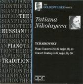 The Russian Piano Tradition: The Goldenweiser School (1950-1951) by Tatiana Nikolayeva