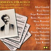 Johann Strauss II: Transcriptions & Paraphrases for xolo piano - Celebrated recordings by by Various Artists