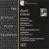 The Russian Piano Tradition: Emil Gilels (1935-1955) by Emil Gilels