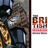The British Invasion: Stevies Blues von Various Artists