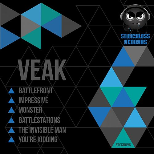 Battlefront EP by Veak