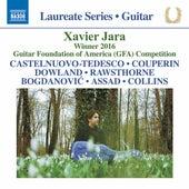 Xavier Jara Guitar Recital by Xavier Jara
