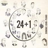 24+1 by Dominic John
