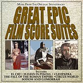 Great Epic Film Score Suites by Various Artists