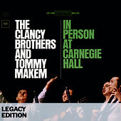 The Clancy Brothers And Tommy Makem In Person at Carnegie Hall by The Clancy Brothers