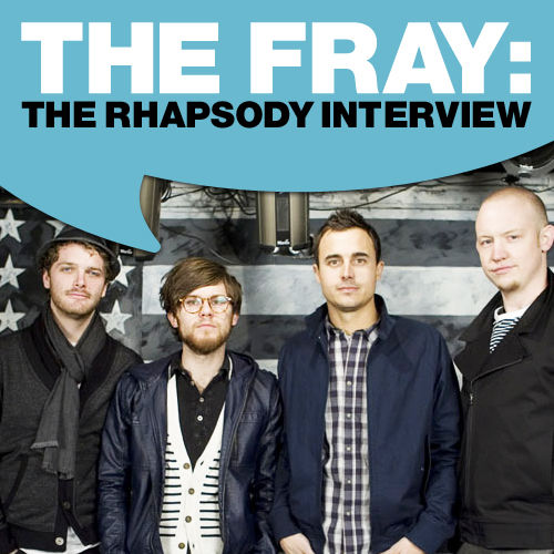 Play & Download The Fray: The Rhapsody Interview by The Fray | Napster