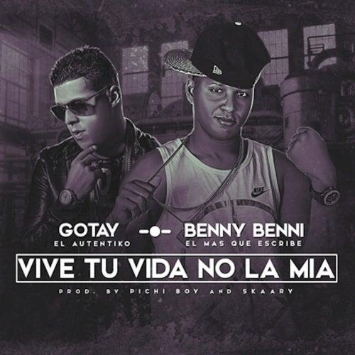 Vive Tu Vida No La Mia by Gotay