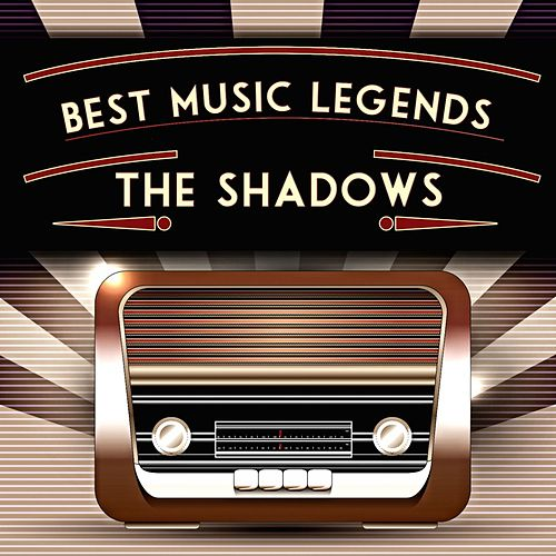 Best Music Legends de The Shadows
