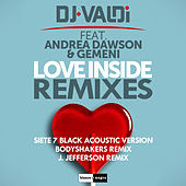 Love Inside (Remixes) de DJ Valdi