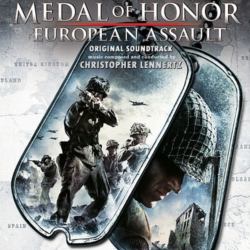 Medal Of Honor: European Assault (Original Soundtrack) by Christopher Lennertz