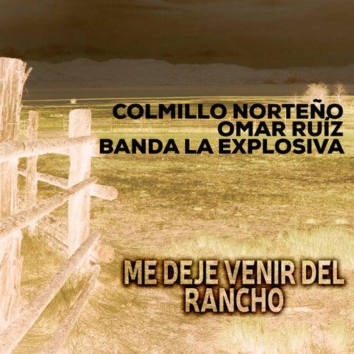Me Dejé Venir del Rancho (feat. Banda La Explosiva) by Colmillo Norteno
