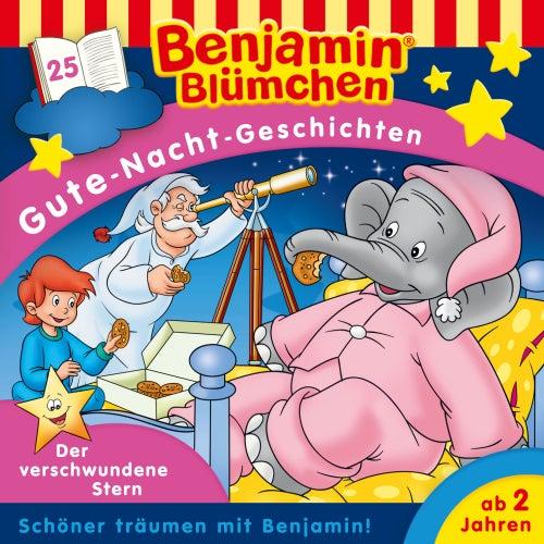 Gute Nacht Geschichten - Folge 25: Der verschwundene Stern von Benjamin Blümchen