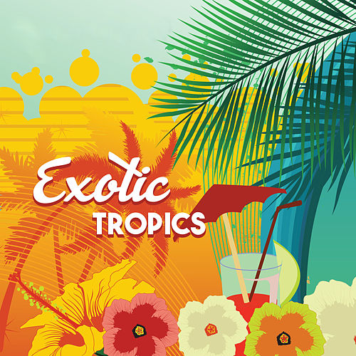Exotic Tropics – Beach Music, Ibiza Lounge, Relax Under Palms, Sounds of Sea, Beach Party, Drink Bar, Hot Riviera, Holiday Chill Out Music by Ibiza Chill Out
