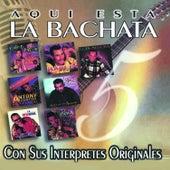 Aqui Esta La Bachata Vol. 5 by Various Artists