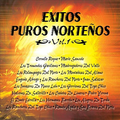 Play & Download Exito Puros Norteños Vol.1 by Various Artists | Napster