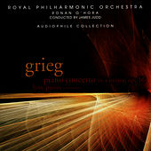 Grieg: Piano Concerto in A minor, Lyric Pieces by Ronan O'Hora (piano)