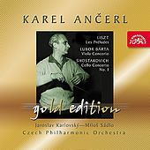 Play & Download Ancerl Gold Edition 42  /Liszt, Barta, Shostakovich by Various Artists | Napster