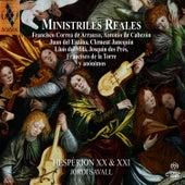 Royal Minstrels 1450-1690 by Jordi Savall