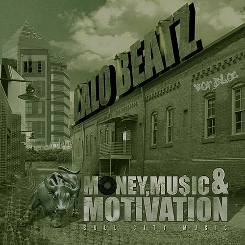 Money Music & Motivation by Various Artists