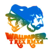 T REX RMXd by Wallpaper.