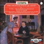 Glinka & Tchaikovsky: Chamber Music by Shostakovich Quartet
