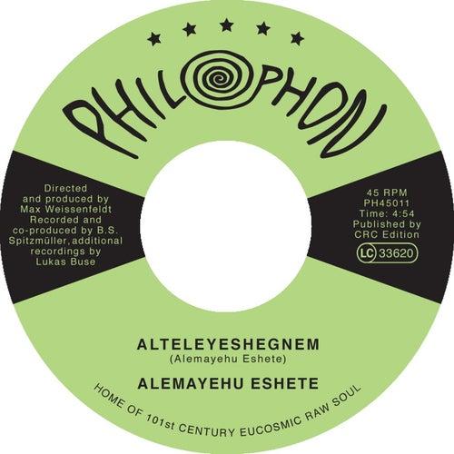 Alteleyeshegnem by Alemayehu Eshete