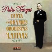 Canta Con Grandes Orquestas Latinas by Pedro Vargas