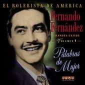 El Bolerista De America - Palabras De Mujer - Grandes Éxitos Vol.1 by Fernando Fernandez