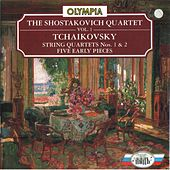 Tchaikovsky: String Quartet No. 1, 2 & Five Early Pieces by Shostakovich Quartet
