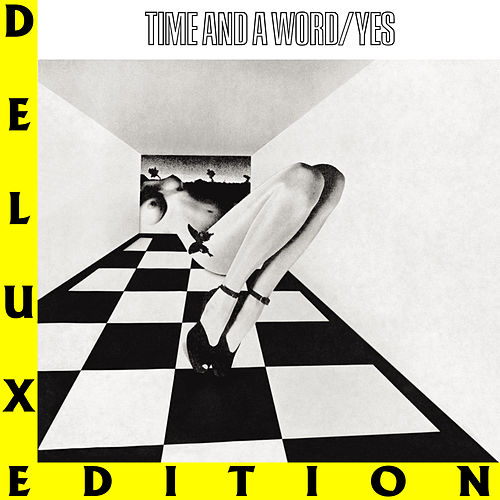 Time And A Word by Yes