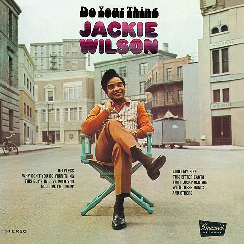 Do Your Thing de Jackie Wilson