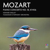 Mozart: Piano Concerto No. 18, KV456 by Tasmanian Symphony Orchestra