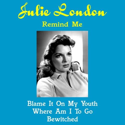 Remind Me by Julie London